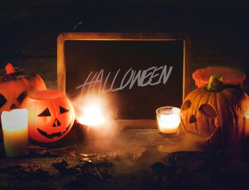 Llega Halloween al Cole de Celia y Pepe