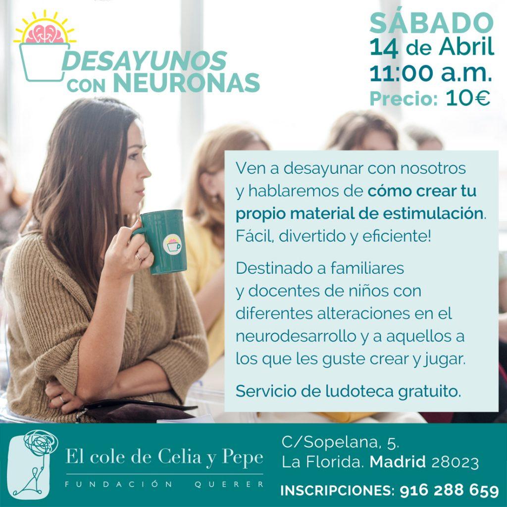 desayuno con neuronas
