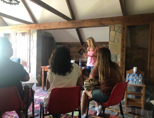 La Fundación Querer celebra su I taller para padres de la temporada.