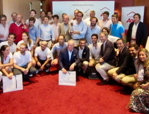 La V edición de Golf & Law recauda más de 20.000 euros para proyectos solidarios