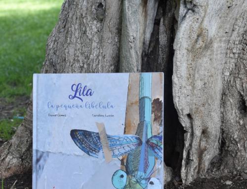 """""""Lila, la pequeña libélula"""", un álbum ilustrado que pretende concienciar sobre el autismo."""