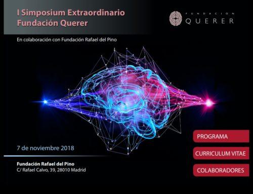 I Simposium Extraordinario de la Fundación Querer con motivo del mes de la epilepsia
