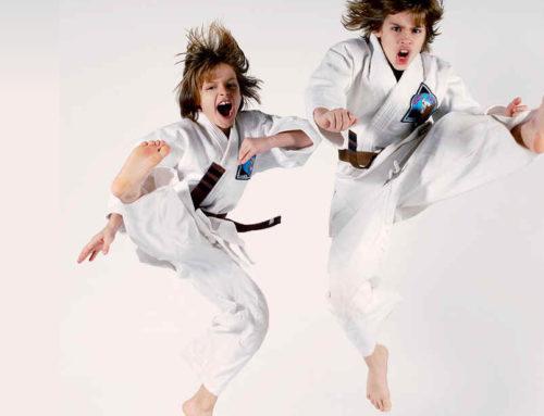 ¿Por qué judo en el Cole de Celia y Pepe?