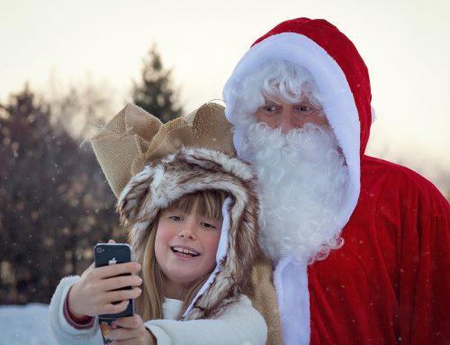 Planes divertidos en Navidades con niños.