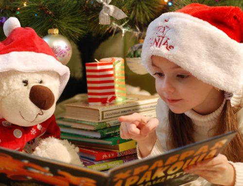 Los mejores cuentos de 0 a 3 años para regalar estas Navidades .