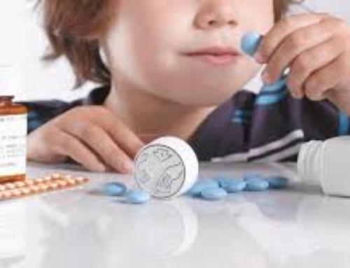 La mejor medicación para niños con ansiedad.