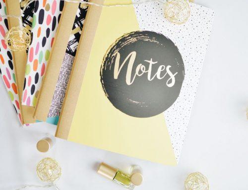 30 ideas creativas para la decoración de tus cuadernos (con plantillas gratis)