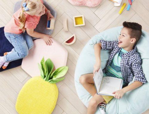 Los nuevos muebles de Target son para niños con sensibilidad sensorial.