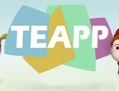 TEApp una app para niños con autismo.