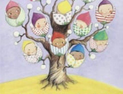 Cuento para la Educación Sexual. El árbol de los bebés.
