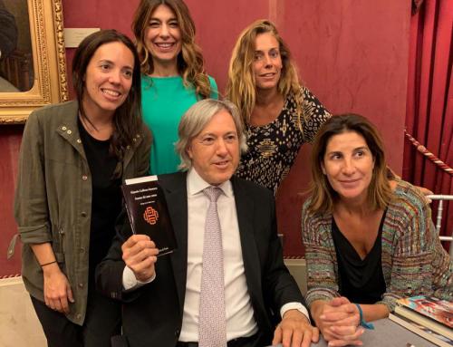 Éxito de Alejandro Guillermo Roemmers en la presentación de su último libro en Madrid