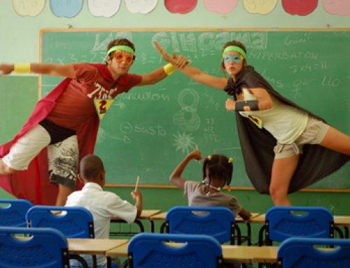 20 cualidades del super maestro de Educación Infantil