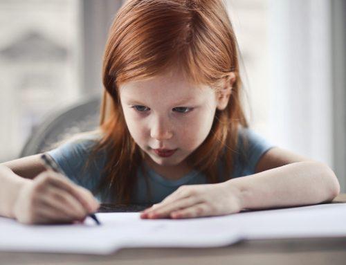 5 razones cognitivas para enseñar escritura a mano en la escuela.