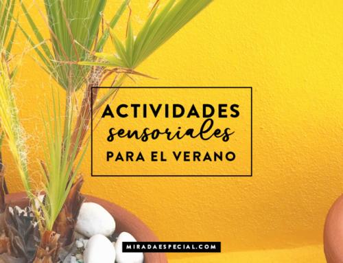 E-BOOK: ACTIVIDADES SENSORIALES PARA EL VERANO