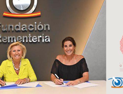 La Fundación Rementería realizara dos revisiones gratuitas al año a los niños del Cole de Celia y Pepe proyecto de la Fundación Querer