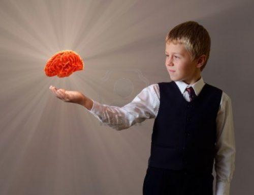 La materia gris se correlaciona con la gnosis de los dedos en niños: un estudio VBM