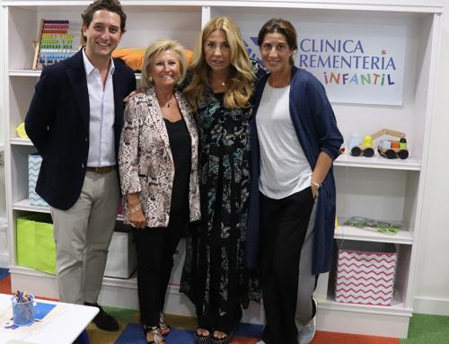 Presentación del acuerdo de colaboración de la Fundación Rementería y la Fundación Querer