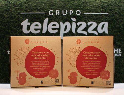 La Fundación Querer y Telepizza se unen para dar voz a niños con trastorno del lenguaje