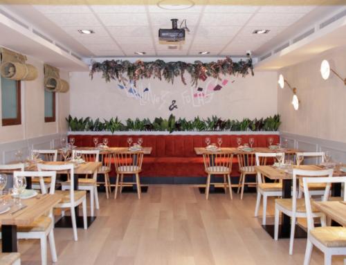 La Fundación Amás abre un restaurante inclusivo donde personas con discapacidad intelectual trabajan como grandes profesionales