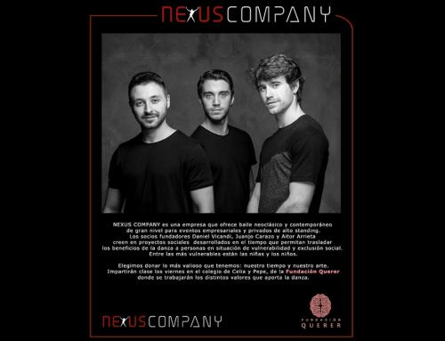 Nexus Company imparten clases los viernes en el Colegio de Celia y Pepe