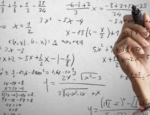 Padres y profes haciendo matemáticas