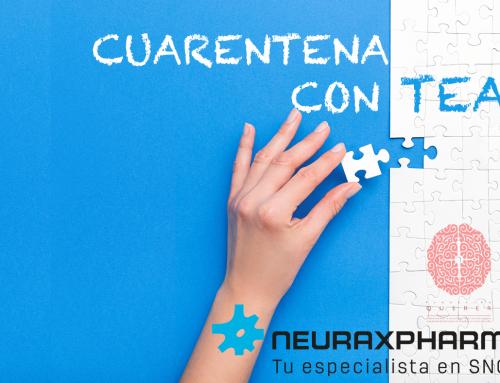 """Neuraxpharm lanza """"Cuarentena con TEA"""""""