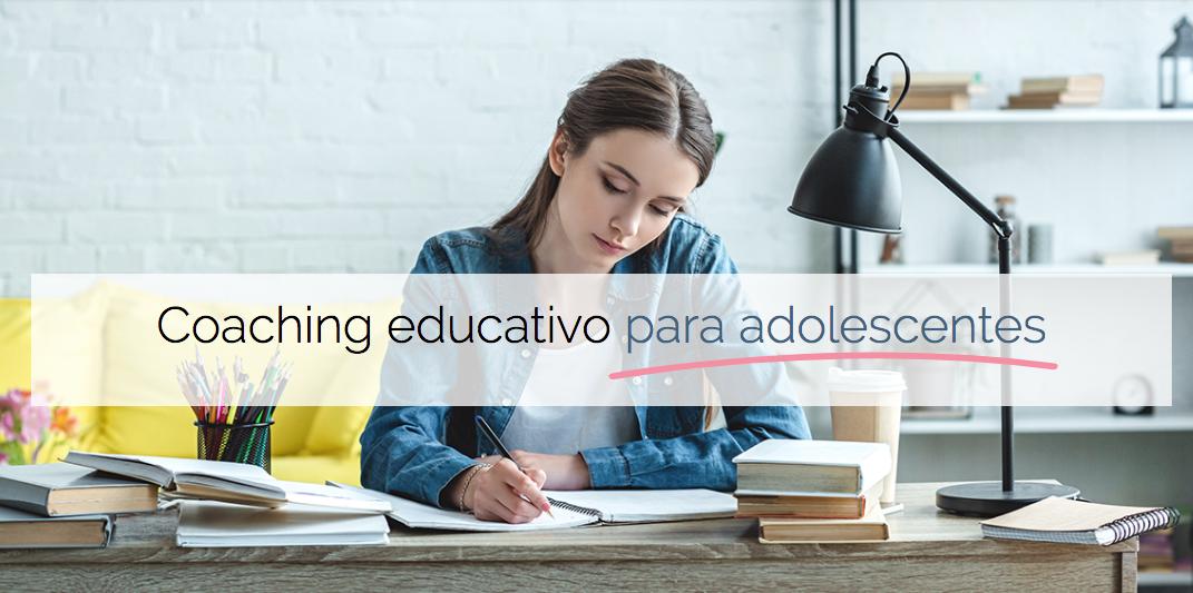 Coaching educativo adolescentes