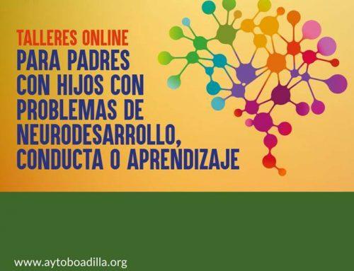 La Fundación Querer impartirá los Talleres para padres en el Ayuntamiento de Boadilla del Monteen junio y septiembre