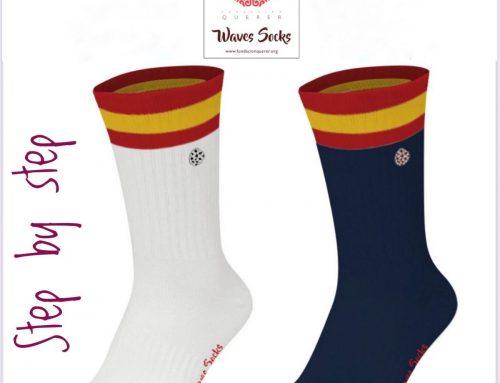 La Fundación Querer lanza su línea de calcetines solidaria Waves Socks